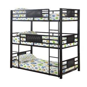 Bohanan Triple Bunk Bed