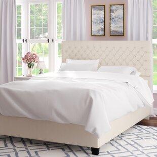 Willa Arlo Interiors Hyannis Queen Upholstered Platform Bed