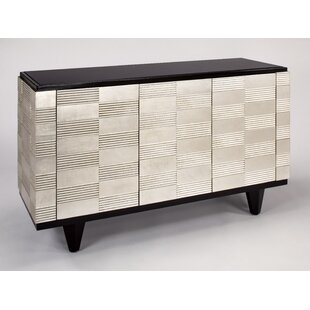 3 Door Accent Cabinet by Artmax