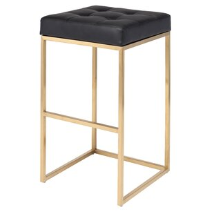 Northfleet 29.75 Bar Stool Everly Quinn