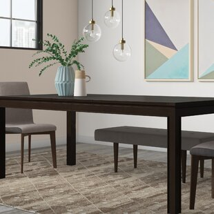 Hagberg Extendable Dining Table by Brayden Studio