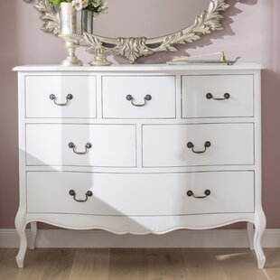 Lemaire 6 Drawer Chest Of Drawers By Fleur De Lis Living
