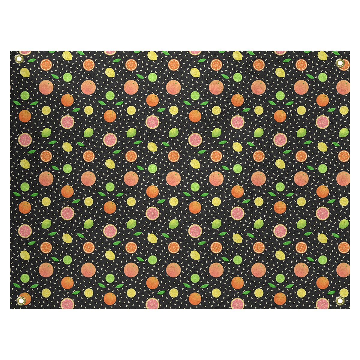 Latitude Run Avicia Citrus Fruit By Katelyn Elizabeth Tapestry Wayfair