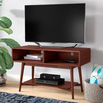 bc2aad57a2ac68 Zipcode Design Ali Mid Century TV Stand for TVs up to 42