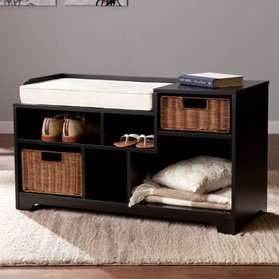 Stupendous Darby Home Co Conde Wood Storage Bench Pdpeps Interior Chair Design Pdpepsorg