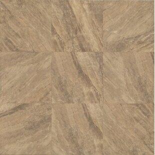 """Stone Mountain 24"""" x 24"""" Porcelain Field Tile in Walnut by"""