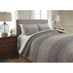 Baez 3 Piece Duvet Cover Set by Wade Logan Herry Up