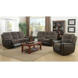 Deniece 2 Piece Living Room Set