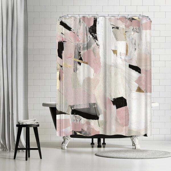 Rose Gold Shower Curtain Sets Wayfair