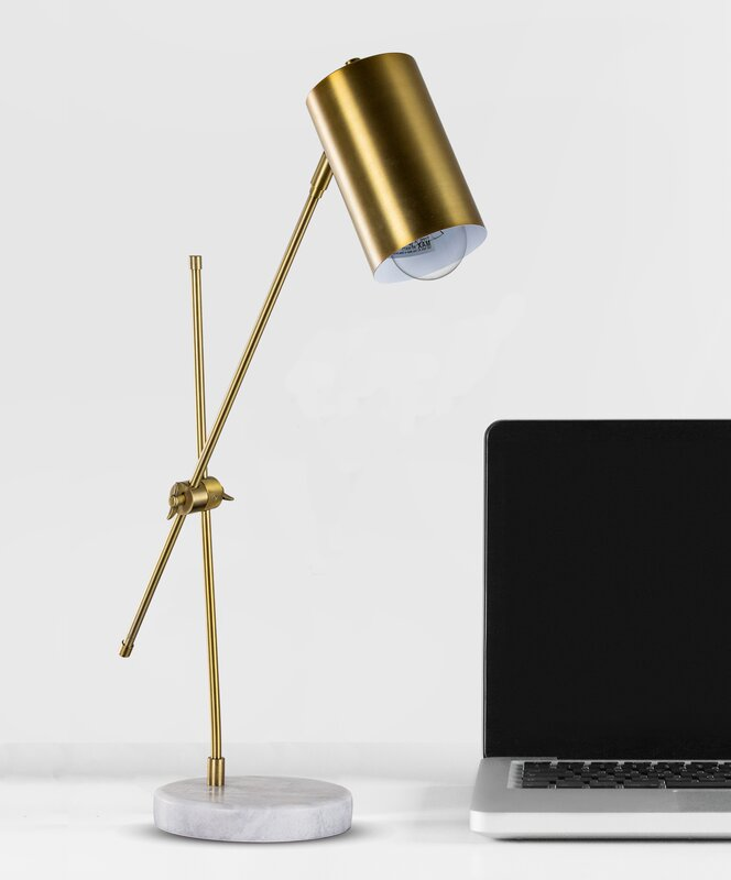 Willa arlo interiors iroh metal adjustable 23 desk lamp reviews iroh metal adjustable 23 desk lamp mozeypictures Image collections
