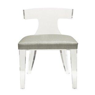 Bon Acrylic Lucite Chair | Wayfair