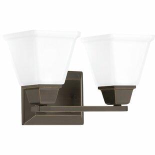 Ebern Designs Jadyn 2-Light Vanity Light
