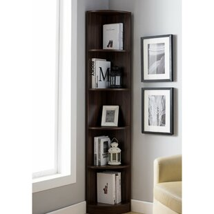 Hodge Display Corner Unit Bookcase