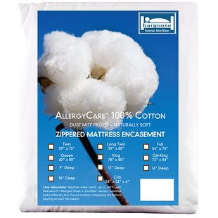 Allergy Care Hypoallergenic Mattress Cover