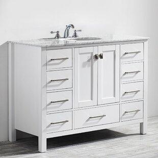 Newtown 48 inch  Single Bathroom Vanity Set