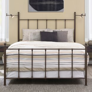 Affordable Price Christiana King Panel Bed by August Grove Reviews (2019) & Buyer's Guide
