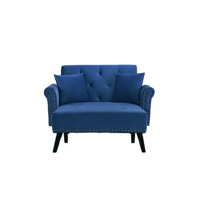 Blue Chaise Lounge Chairs You Ll Love In 2020 Wayfair