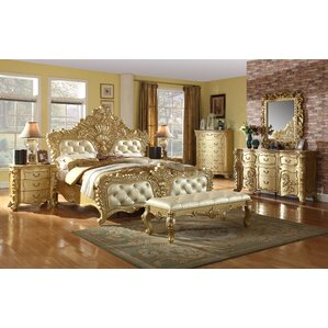 Finch Panel Configurable Bedroom Set
