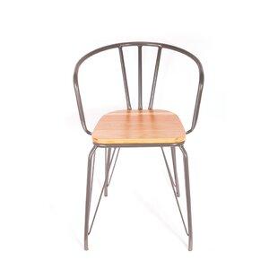 Renken Wood Guest Chair (Set Of 2) By 17 Stories