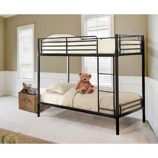 Wyatt Isabelle Single Bunk Bed By Harriet Bee