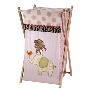 Carter's® Jungle Laundry Hamper