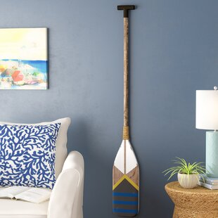 Painted Oar Decor Wayfair