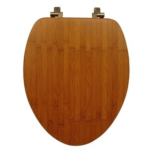 Mayfair Wood Toilet Seat