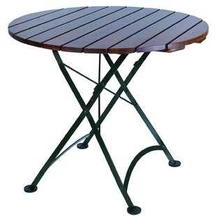 Looking for European Café Folding Bistro Table Price & Reviews