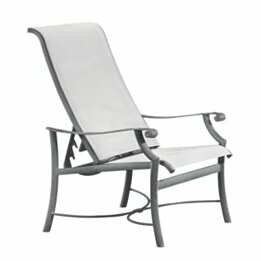 Montreux Sling Recliner Patio Chair by Tropitone Sale