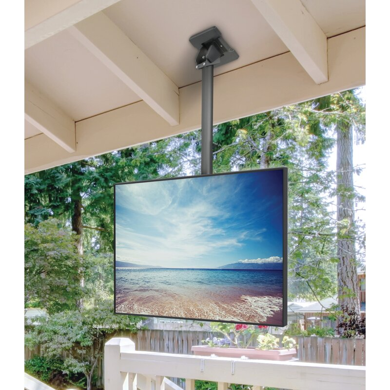 Kanto Outdoor Tv Ceiling Mount Greater