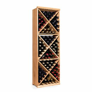 N'finity 132 Bottle Floor Wine Rack ..