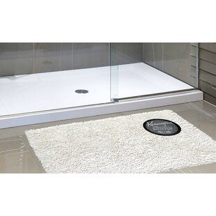 Shaggy Cotton Chenille Bath Rug