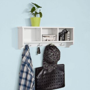 Lamson Wall Mounted Coat Rack By Brambly Cottage