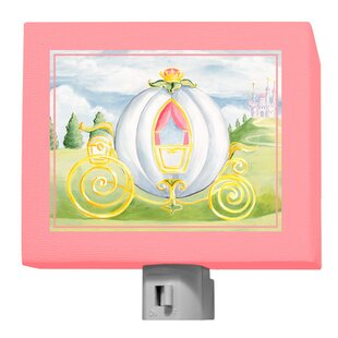 Oopsy Daisy Princess Coach Night Light