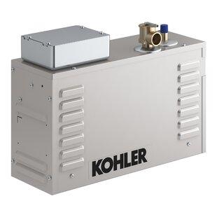 Online Reviews Invigoration™ Series 9kW Steam Generator ByKohler