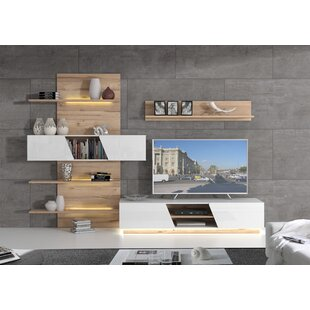 Cassius Entertainment Unit For TVs Up To 58