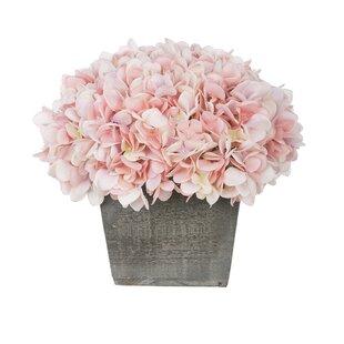 Hydrangea faux flowers joss main save mightylinksfo