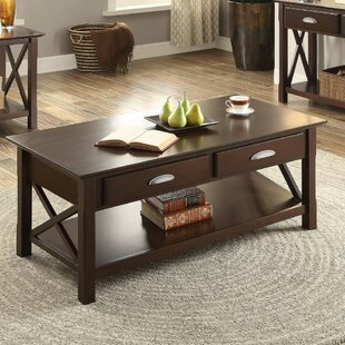 Servis Fashioned Coffee Table