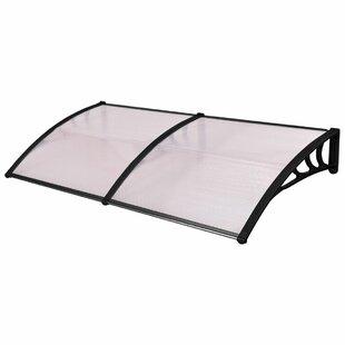 Denson W 2 X D 1m Door Canopy By Sol 72 Outdoor