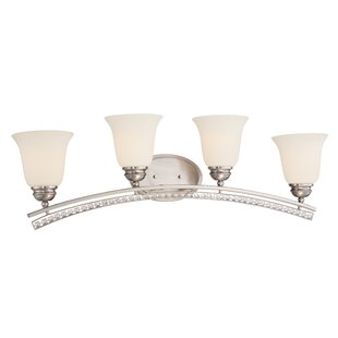 Comparison Cate 4-Light Vanity Light By House of Hampton