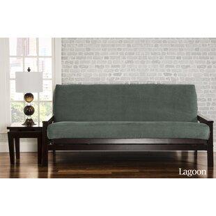 Latitude Run Brooks Box Cushion Sofa Slipcover