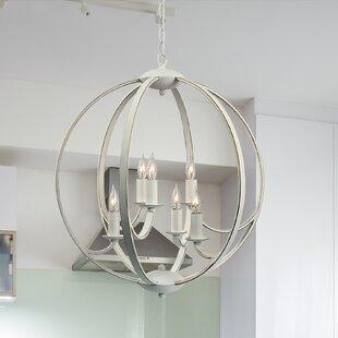 Villeroy 6-Light Globe Cha..