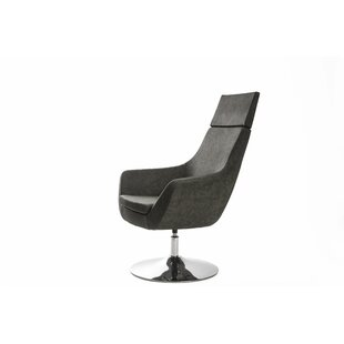 Crafa Swivel Lounge Chair by Orren Ellis
