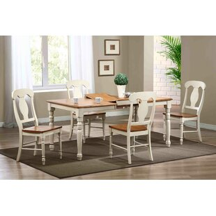 Iconic Furniture Solid Wood Dining Table