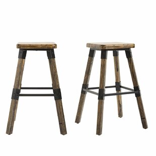 Burdine 26 Bar Stool (Set of 2) by Union Rustic