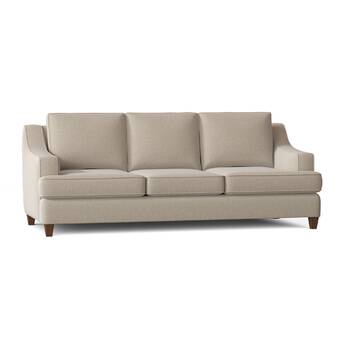 Birch Lane Chloé 80 Square Arm Sofa Reviews Wayfair