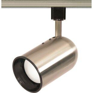 Nuvo Lighting 1-Light Bullet Cylinder R20 Track Head