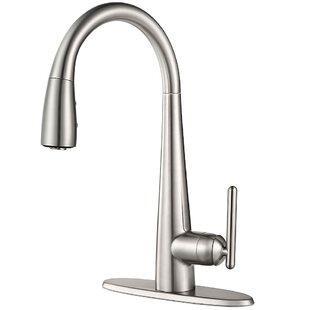 Pfister Lita Pull Down Single Handle Kitchen Faucet