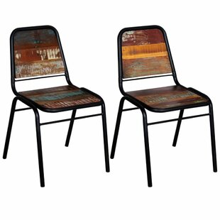 Barner Solid Wood Dining Chair (Set of 2)..