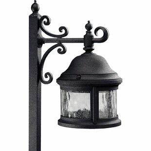 Compare prices Triplehorn Aluminum 1-Light Pathway Light By Alcott Hill